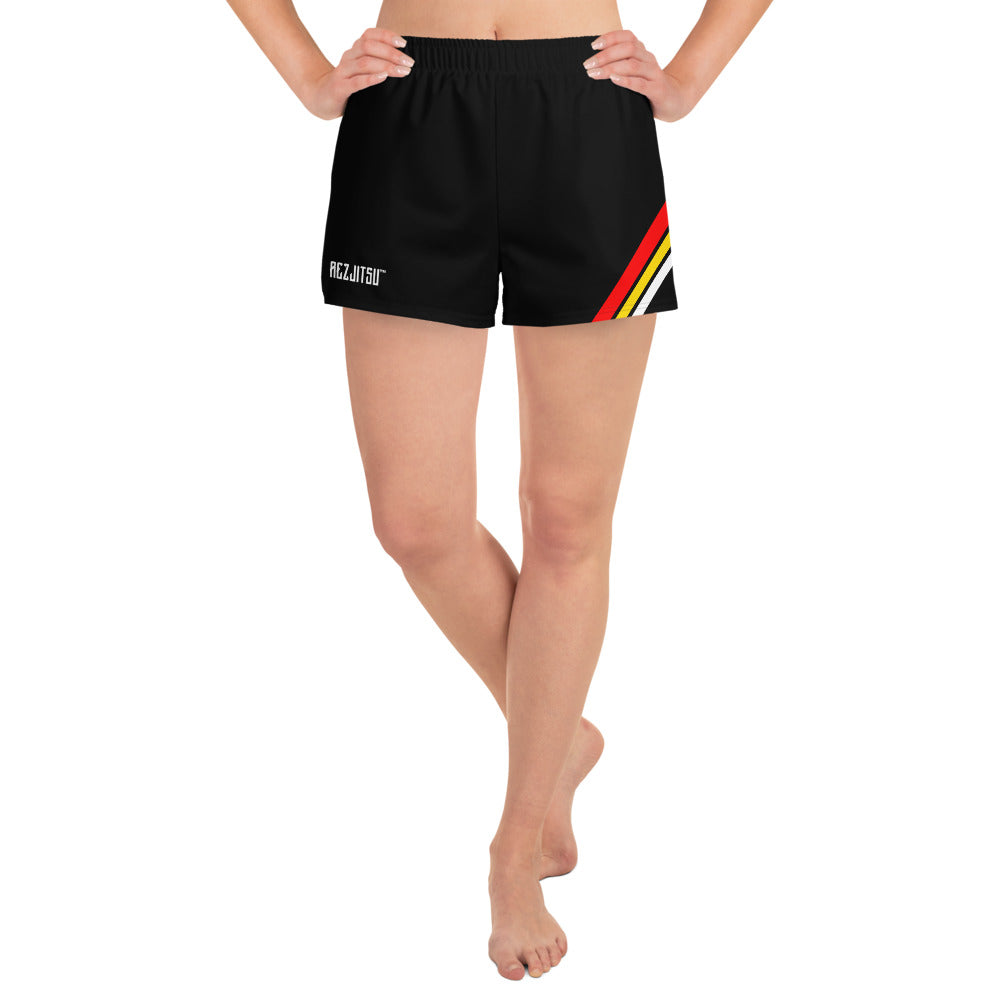 Rezjitsu Women's Athletic Short Shorts