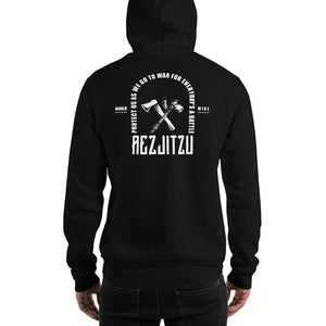 World Wide Hoodie (Black)
