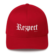 Rezjitsu Rezpect Structured Flexfit Fitted Hat