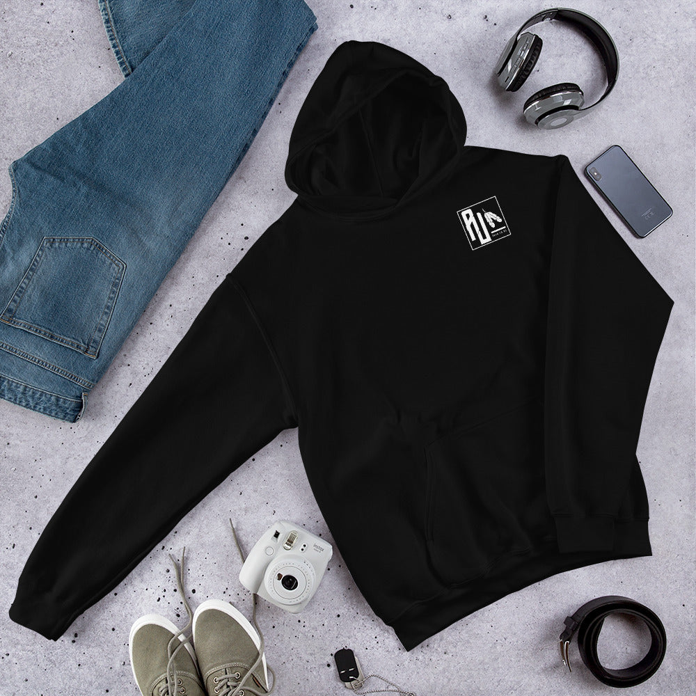 World Wide Hooded Sweatshirt