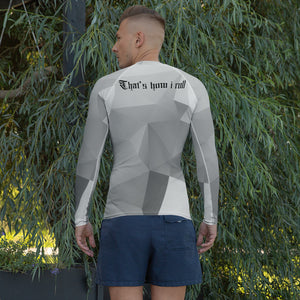 Rezjitsu Rash Guard - White