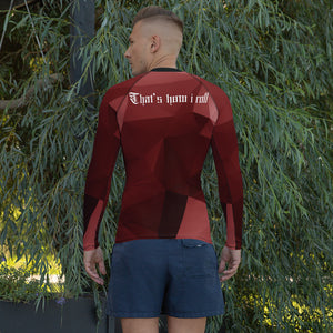 Rezjitsu Rash Guard - Red