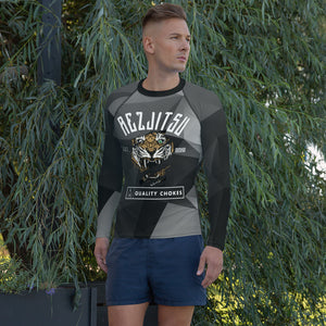 Rezjitsu Rash Guard - Black