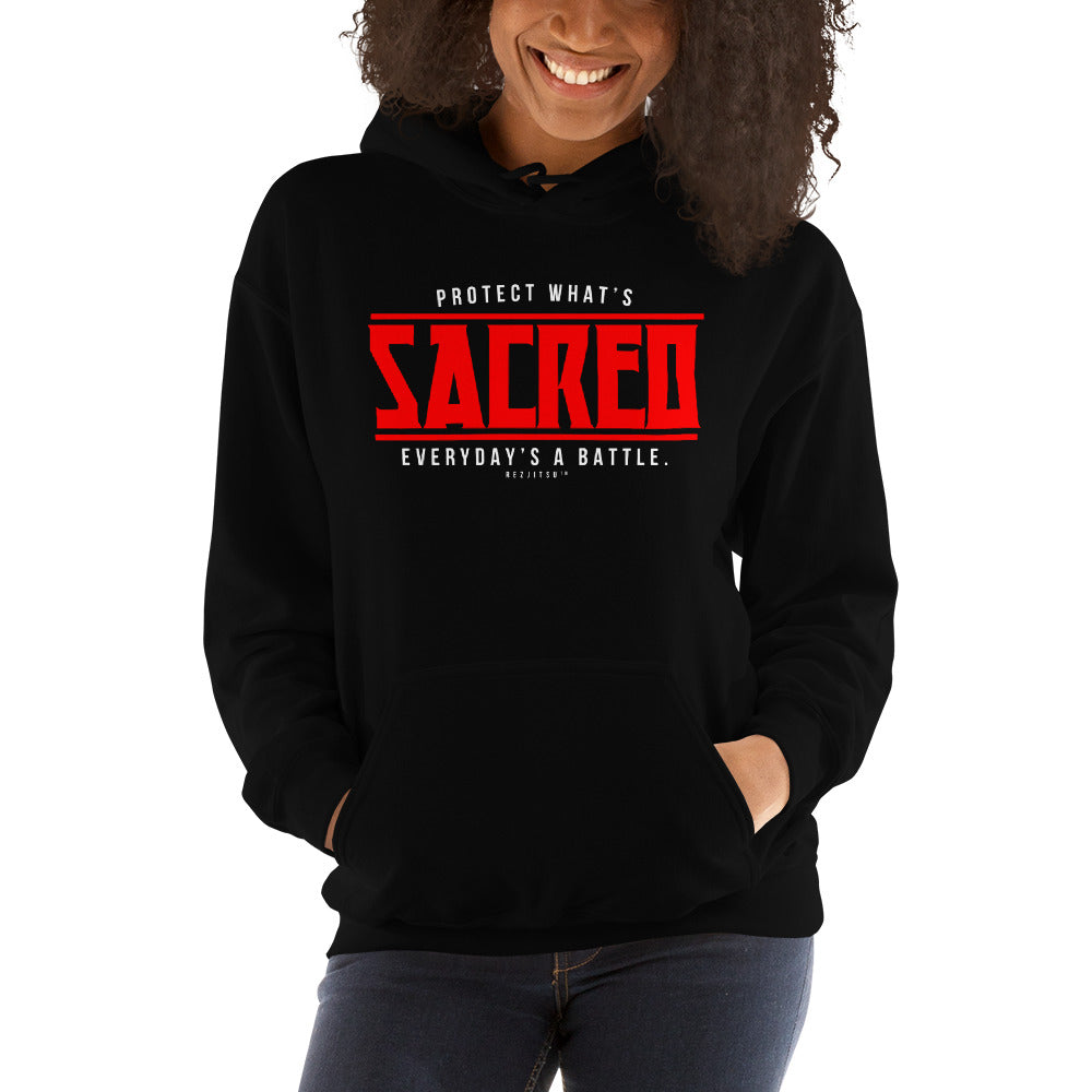 Protect What's Sacred Hoodie