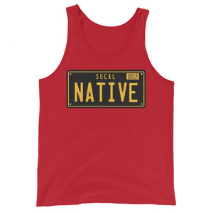 Socal Native Tank Top T-Shirt