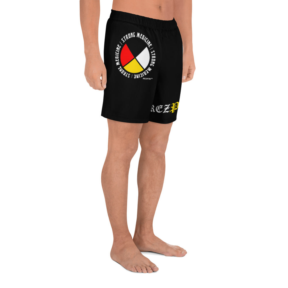 Strong Medicine Athletic Long Shorts