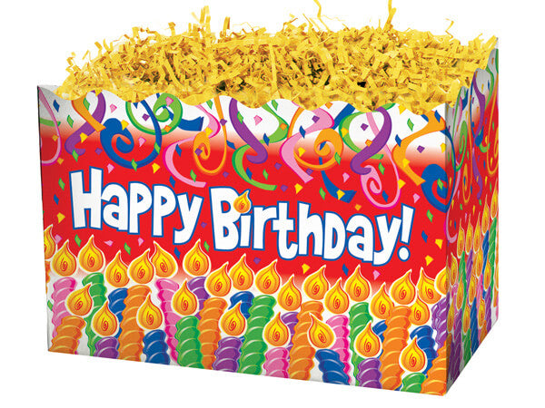 Small Birthday Candles Gift Box