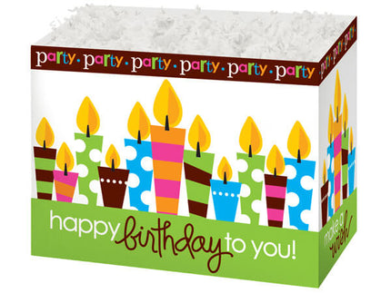 Small Birthday Party Gift Box