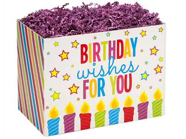 Small Birthday Wishes Gift Box