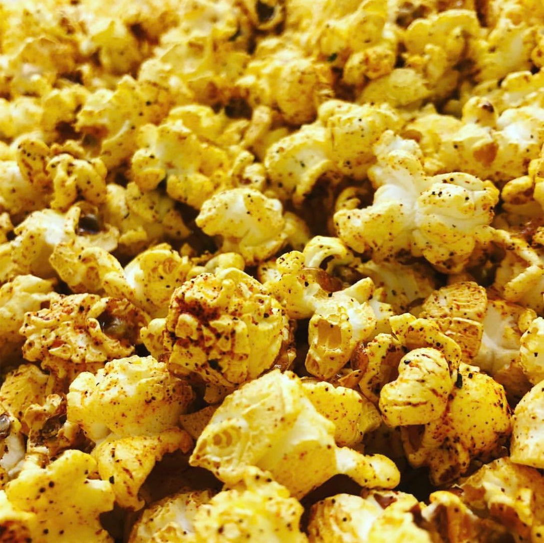 Chile Lime Popcorn