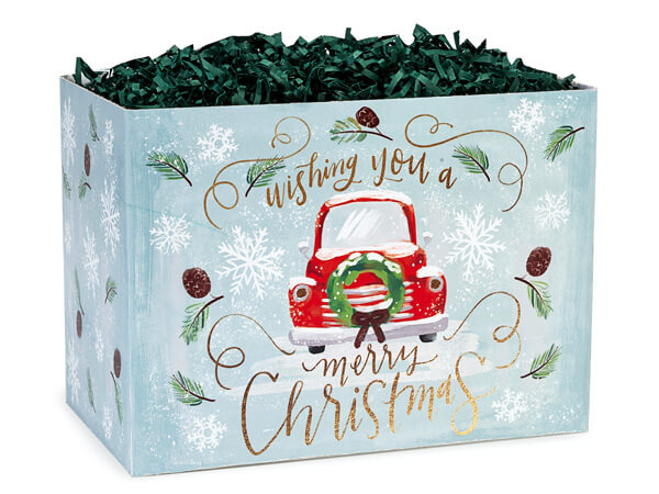 Small Christmas Wishes Gift Box