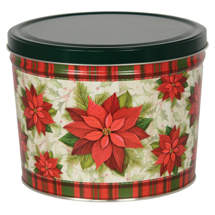 Traditional Holiday Tin 2 Gallon