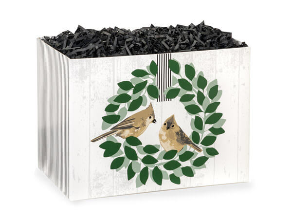 Farmhouse Birds Gift Box
