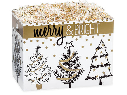 Small Holiday Tree Gift Box