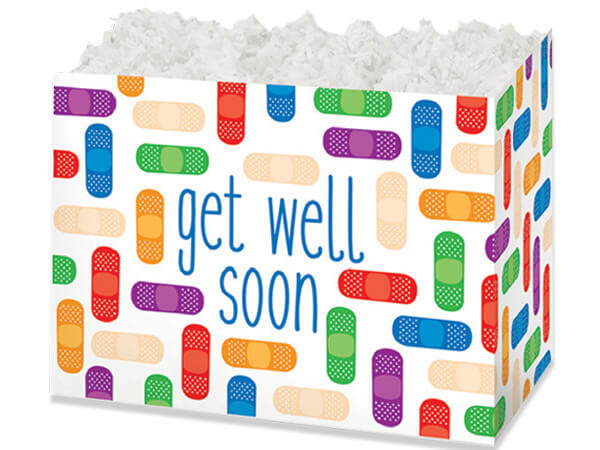 Small Get Well Soon Gift Box