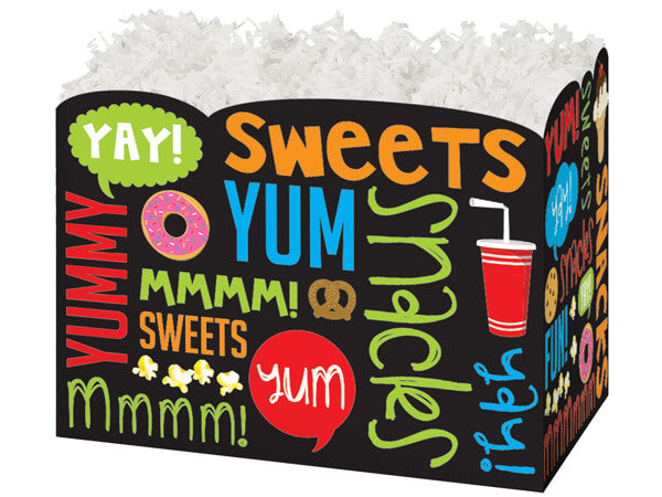 Snack Attack Gift Box