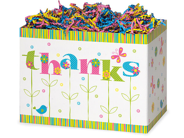 Small Thanks Gift Box