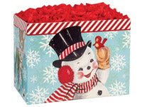 Small Vintage Christmas Gift Box