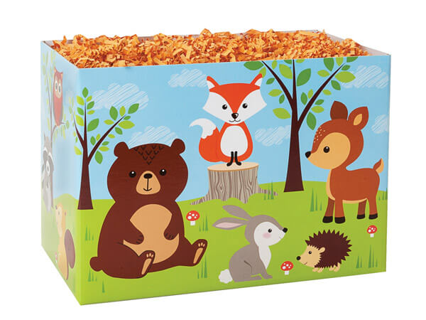Small Woodland Animal Gift Box