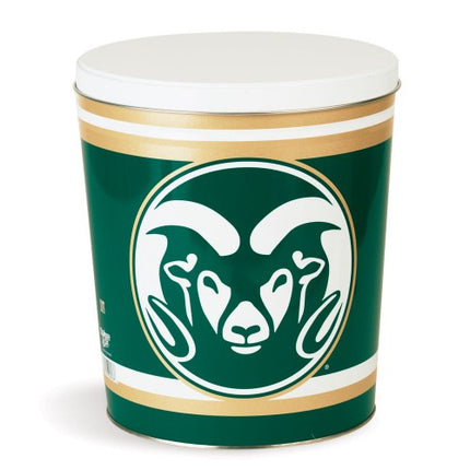Colorado State University Tin 3 Gallon
