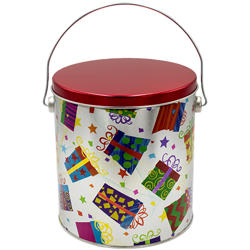 1 Gallon Gift Tin