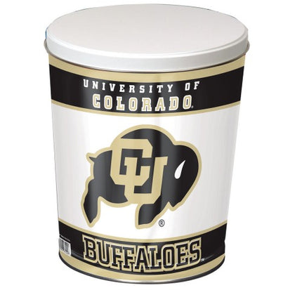 University Of Colorado Tin 3 Gallon