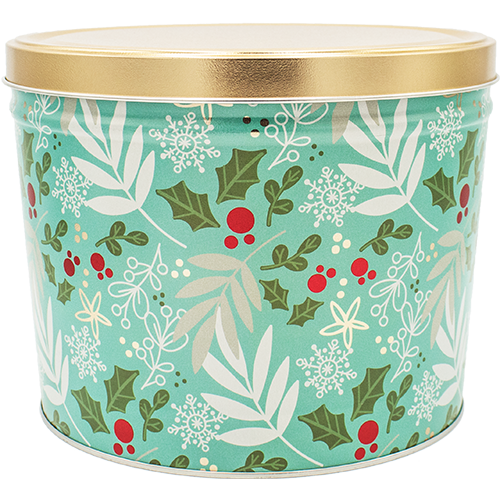 Winter's Charm Tin 2 Gallon