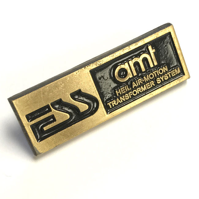 Genuine ESS Made AMT Badge