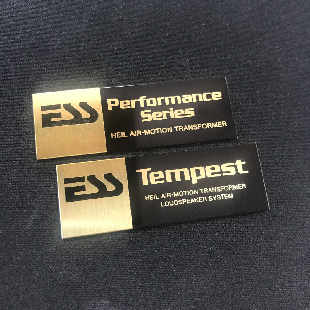 Performance Series / Tempest Plate