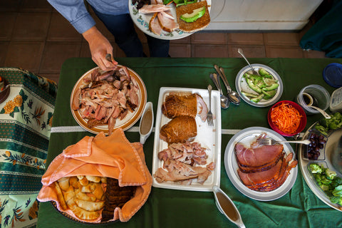 Food Handling Safety for the Holidays