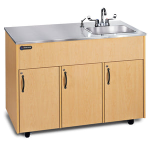 Ozark River Advantage  Portable Hot Water Sink- Stainless Steel Top and Deep Basin