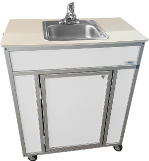 "NSF Portable Sink 39"" Height by Monsam"