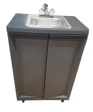 Single Basin Portable Sink
