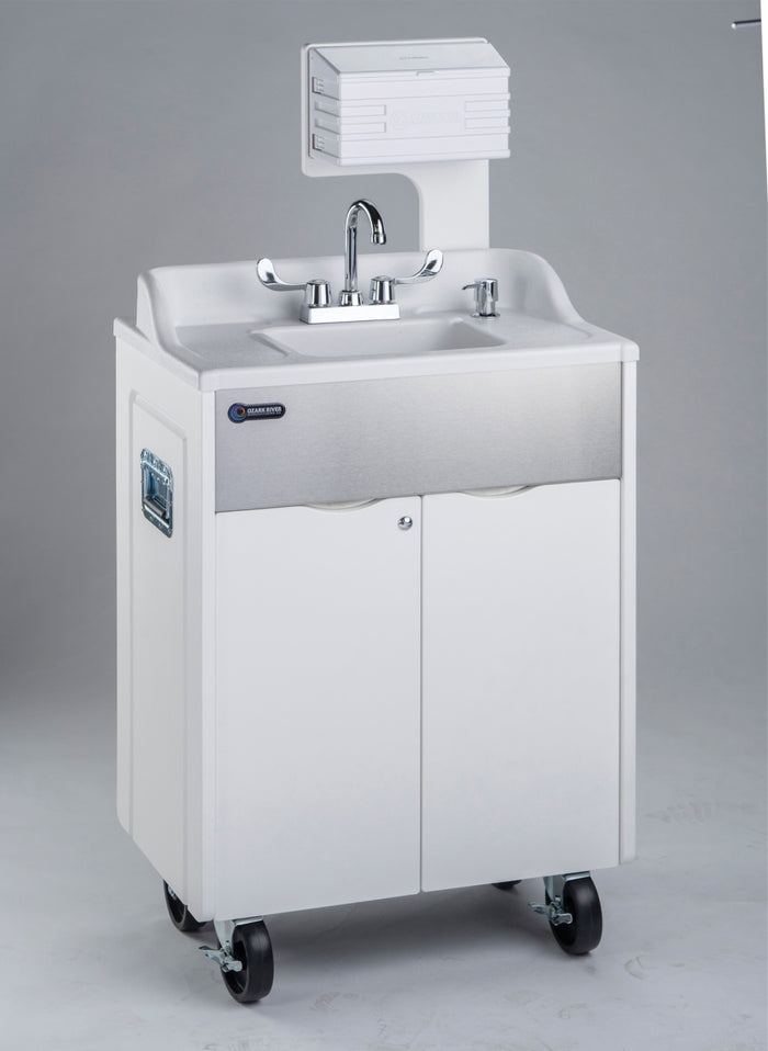 Titan Pro 1 Portable Sink by Ozark River