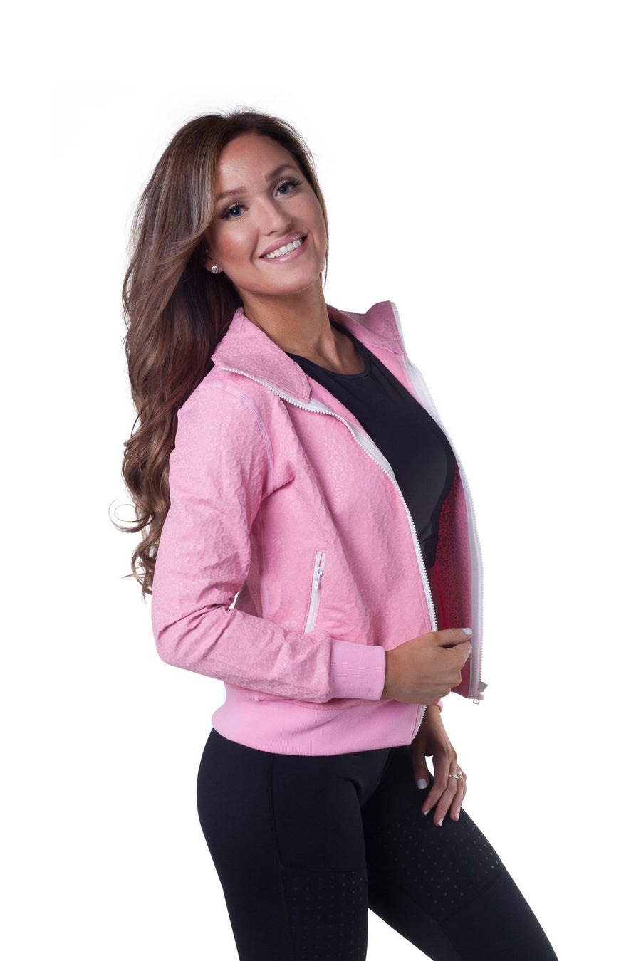 PINK DEVOTION JACKET