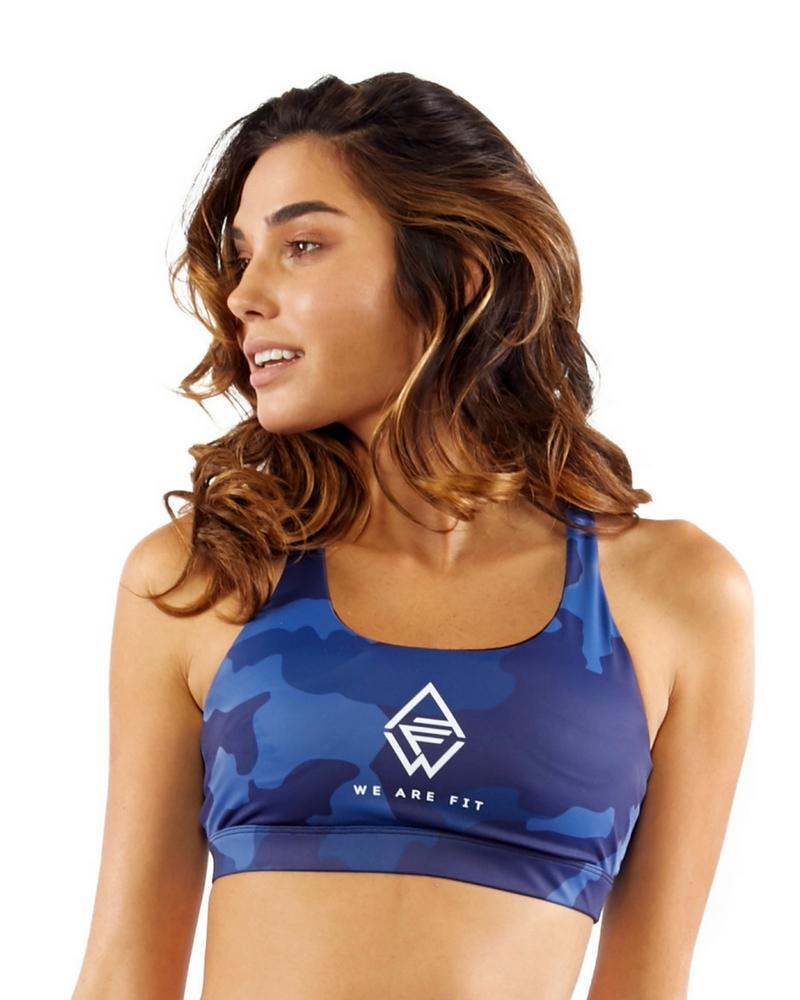 BLUE FURY TOP