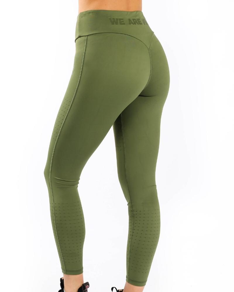 GREEN SQUAD 2.0 TIGHTS