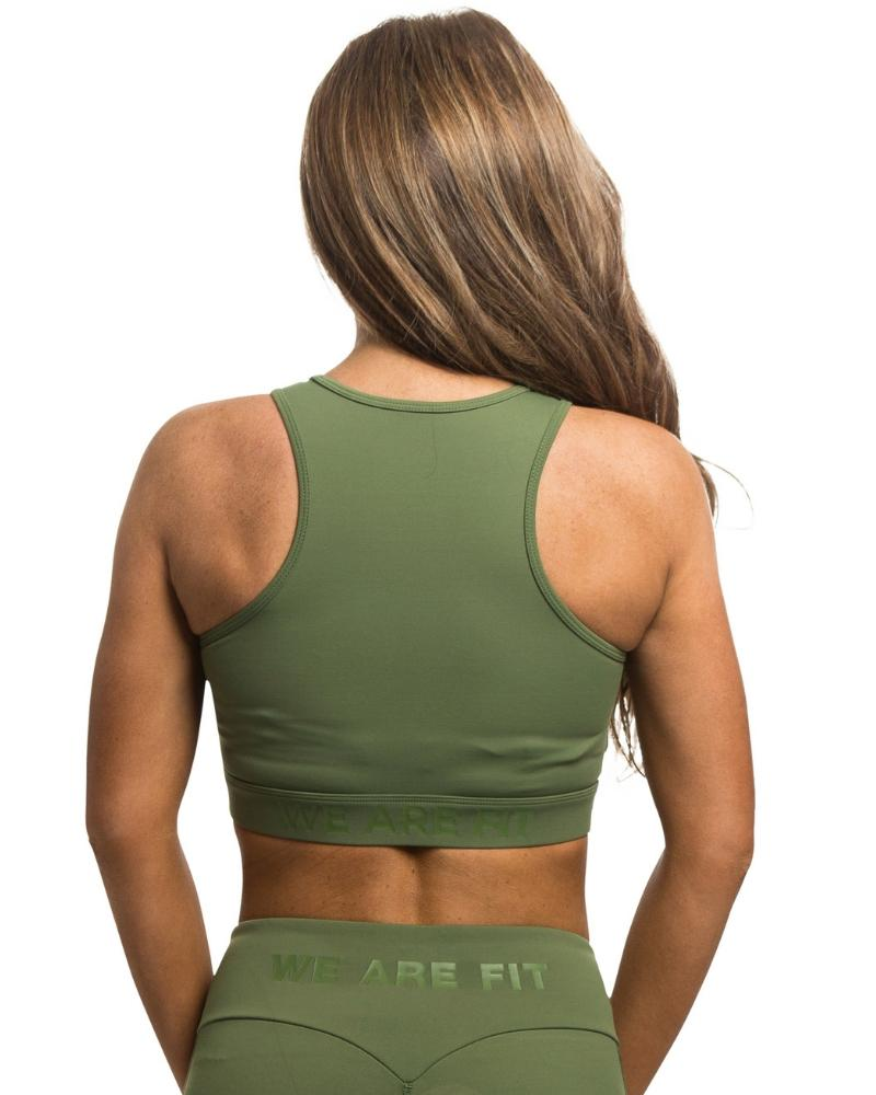 GREEN SQUAD TOP