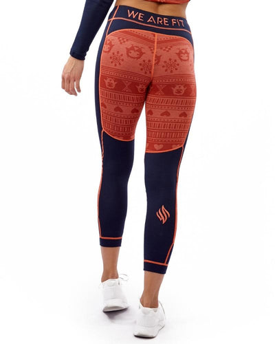 Orange Owl Merino Wool Pant