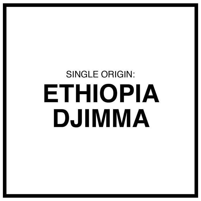Single Origin - Ethiopia Djimma