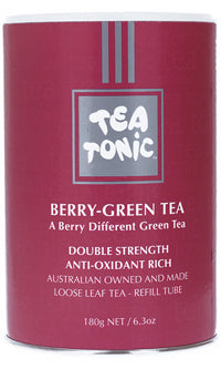 Tea Tonic Berry-Green Tea