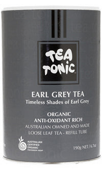 Tea Tonic  Earl Grey Tea