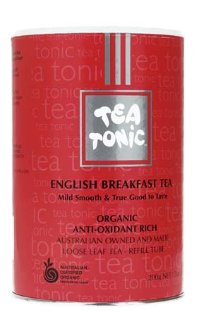 Tea Tonic English Breakfast Tea