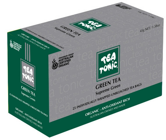 Tea Tonic  Green Tea