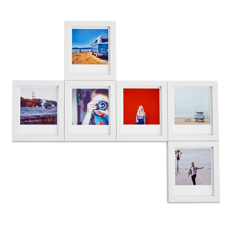 Polaroid Originals (6-Pack, White)