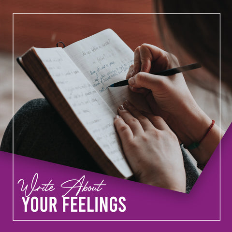 Write About Your Feelings