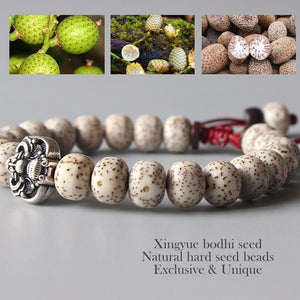Healing Bodhi Seed Beads Bracelet (Limited Offer)