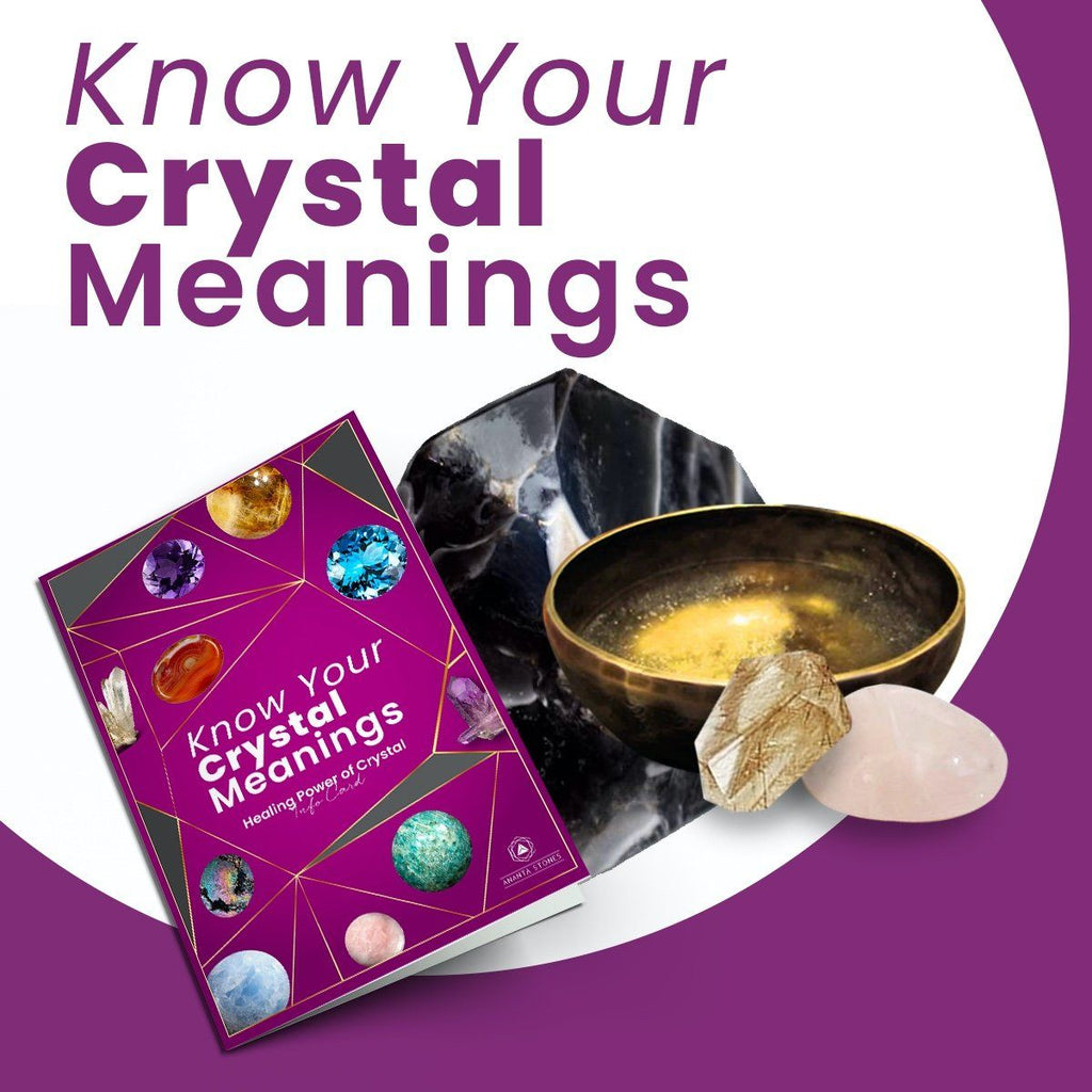 Know Your Crystal Meanings Ebook