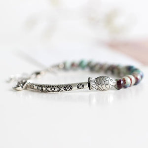 Protective High Fired Ceramic Bracelet (Limited Edition) + 10% Donation
