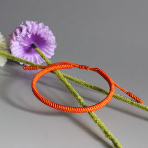 Hand Made Knots Lucky Rope Bracelet - (Awakening) (New) + 10% Donation